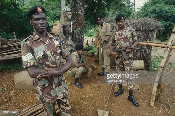 Conflict diamonds are mined in a war zone and sold to finance an insurgency invading army's war efforts or a warlord's activity in Sierra Leone The...
