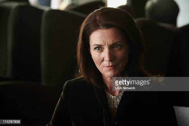 SUITS Conflict of Interest Episode 304 Pictured Michelle Fairley as Ava Hessington