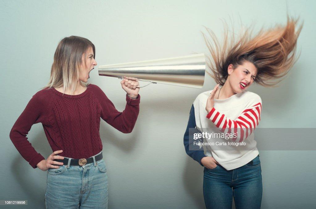 Conflict : Stock Photo