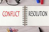 Conflict  versus Resolution
