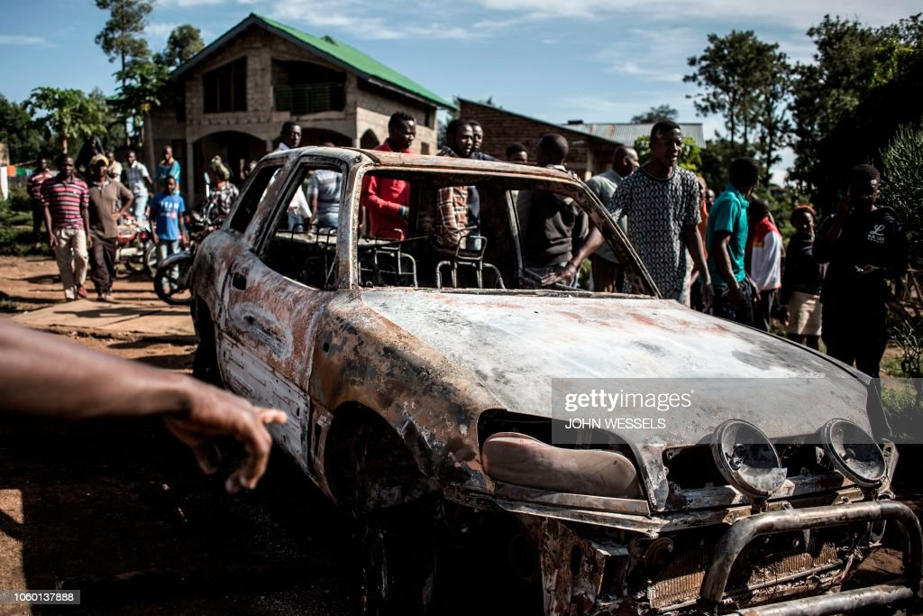 DRCONGO-UNREST : News Photo