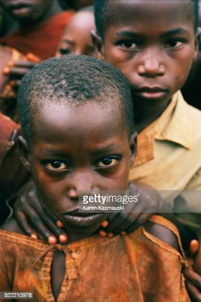 Congolese Refugee Children