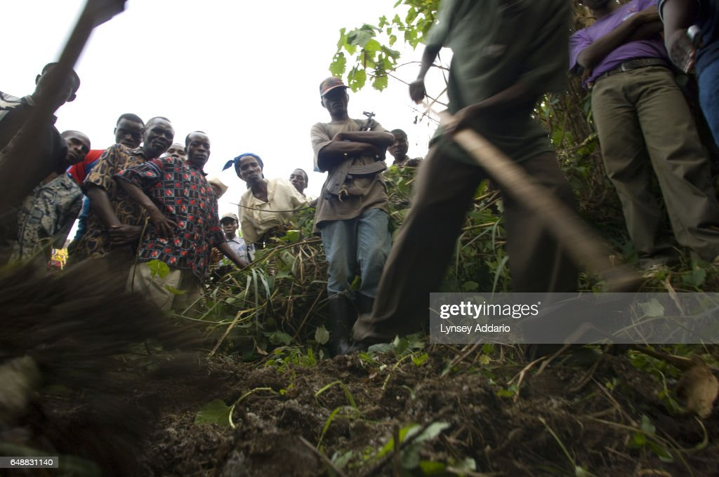 War in Democratic Republic of Congo : News Photo