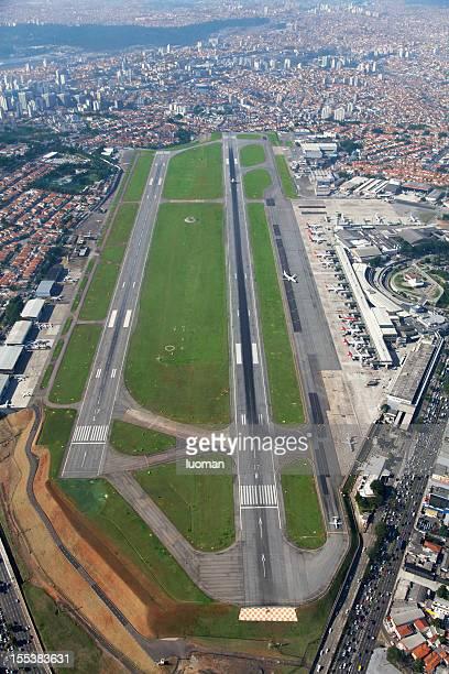 Congonhas airport in Sao Paulo