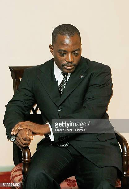 Congo's President Joseph Kabila
