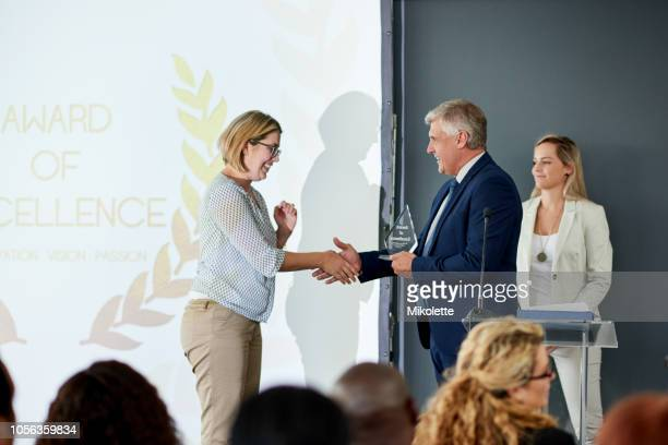 congratulations, you deserve it - awards ceremony stock pictures, royalty-free photos & images