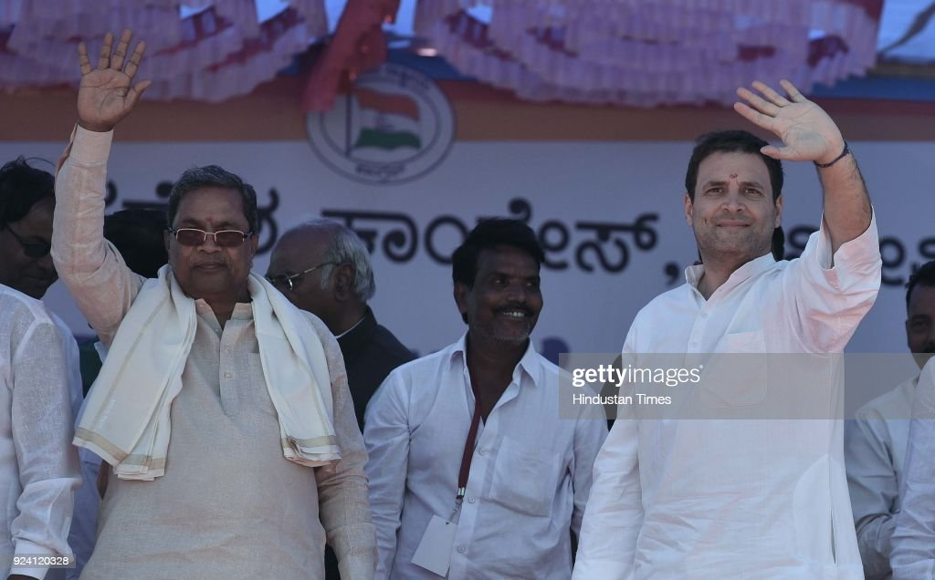 Congress President Rahul Gandhi Approves 43-Member Election Committee For Poll-Bound Karnataka