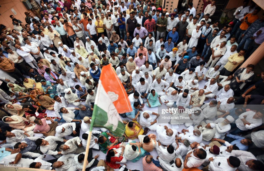 IND: Lok Sabha Elections 2019 Congress Candidate From East Delhi Arvinder Singh Lovely Campaigns