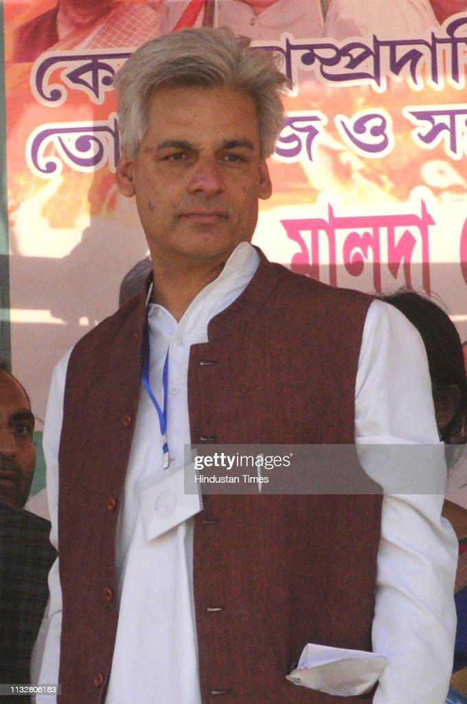 IND: Congress Candidate Of Malda North Isha Khan