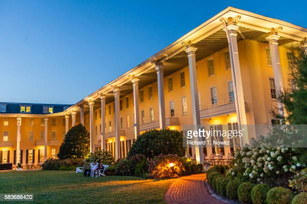 congress hall hotel - cape may stock pictures, royalty-free photos & images