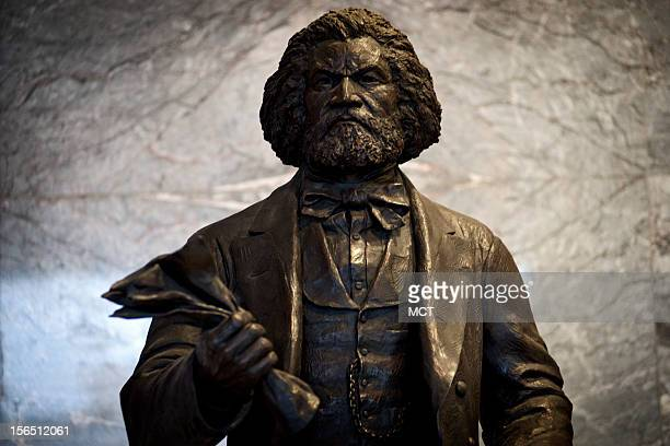 Congress just approved having the District of Columbia give a statue of the great AfricanAmerican historic figure Frederick Douglass for display in...