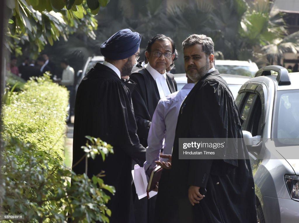 Karti Chidambaram Gets Bail In INX Media Case