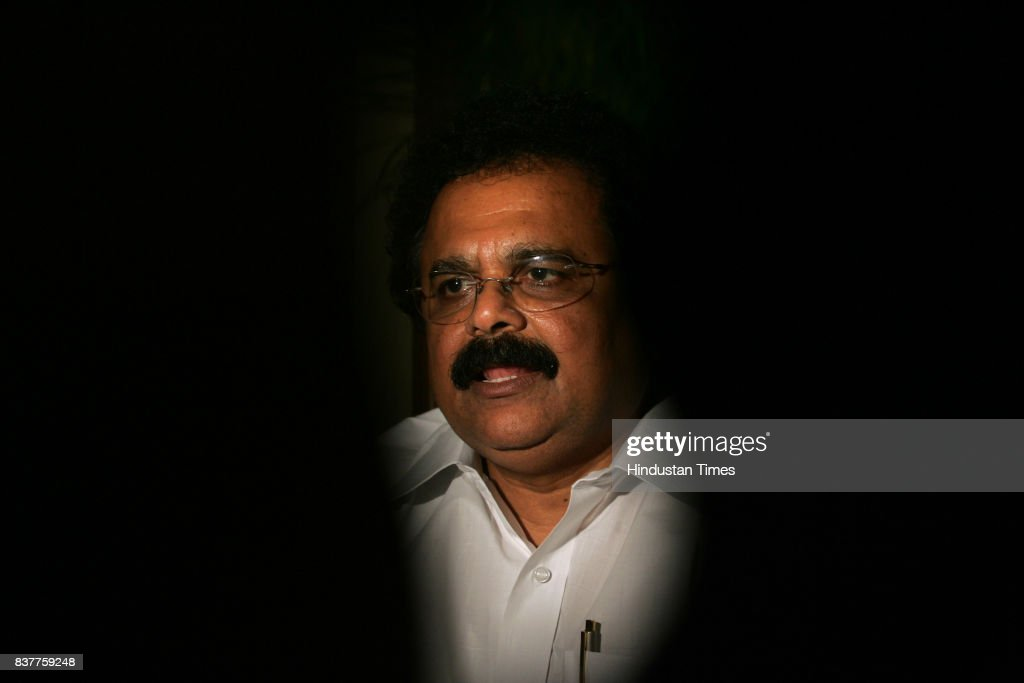 Congress leader and Supreme court lawyer EMS Natchiappan.