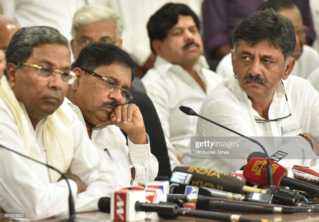 Karnataka Congress Event On Rajiv Gandhi Death Anniversary