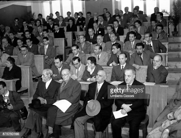 Congress of Catholic publishers Rome 1950