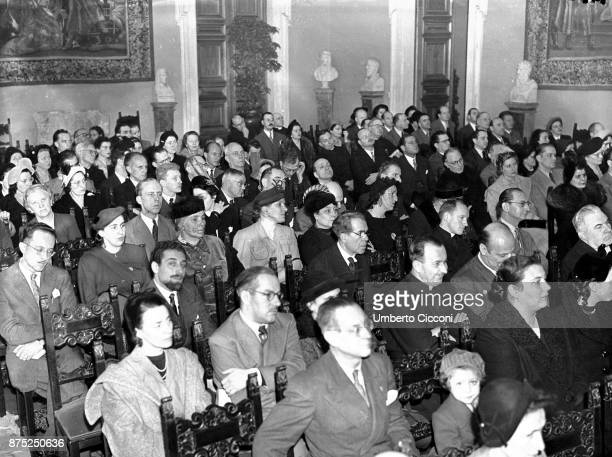 Congress of Catholic publishers Rome 1950