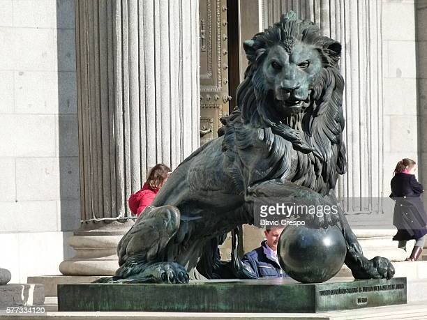 Congress of Spain (lion)
