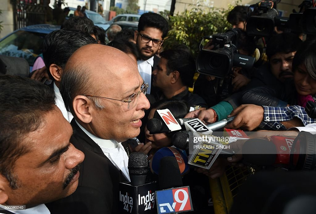 INDIA-POLITICS-COURT : News Photo