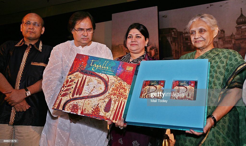 Sufi Album Launch : News Photo