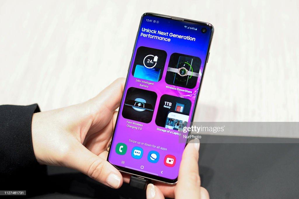Mobile World Congress 2019 - Day 1 : News Photo