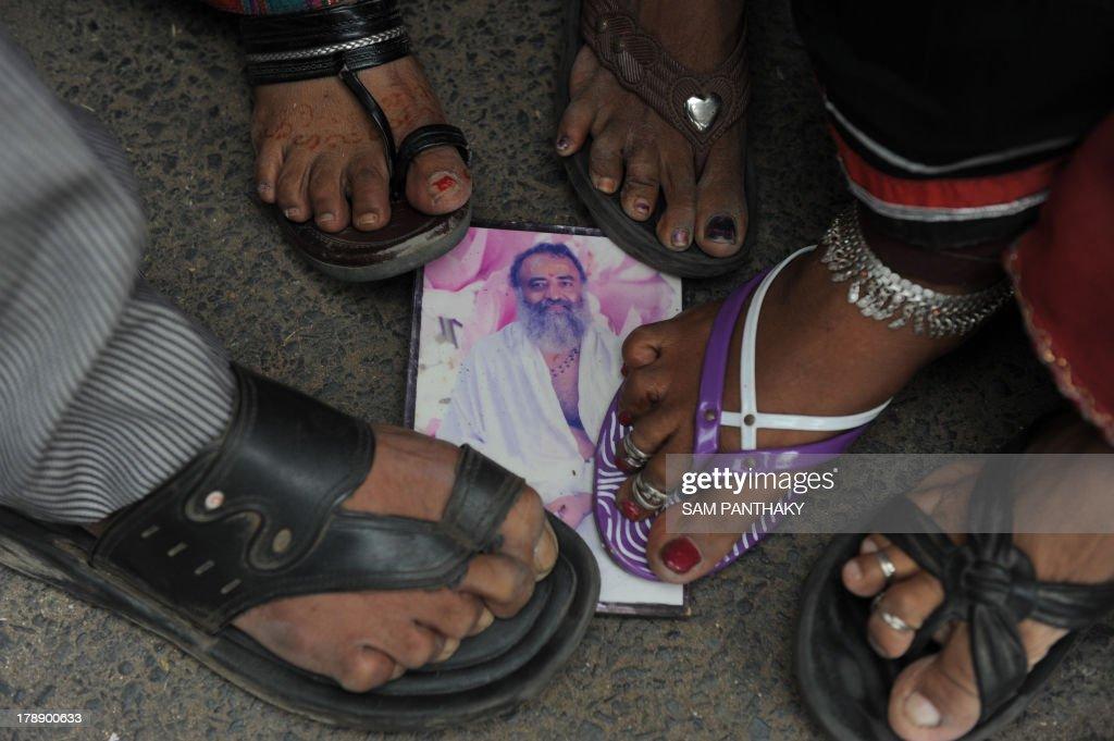 INDIA-CRIME-ASARAM : News Photo
