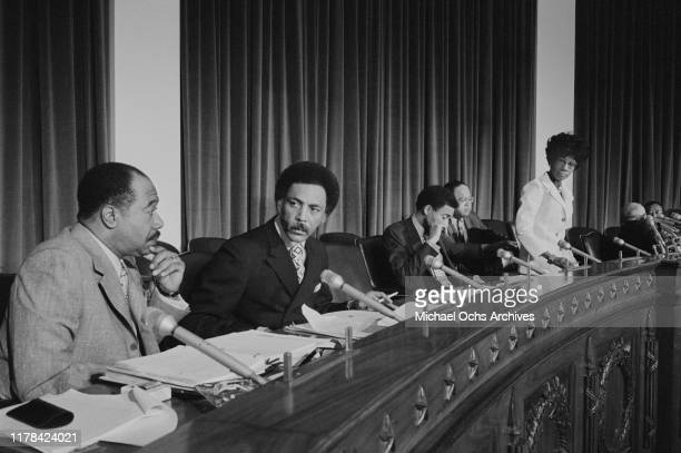 Congressional Black Caucus [Rep George W Collins Rep Ronald V Dellums Rep Shirley Chisholm Rep William L Clay and Rep Charles C Diggs Jr