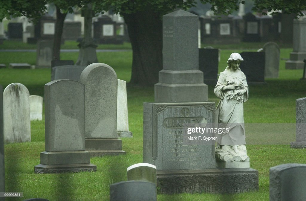 Congressional Cemetary : News Photo