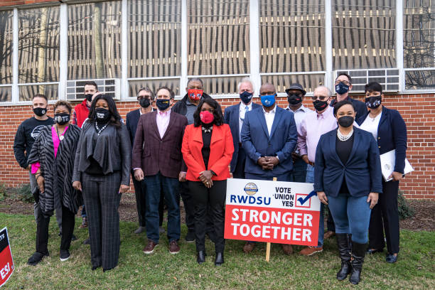 AL: Congressional Delegation Meets With Alabama Amazon Workers In Unionization Push