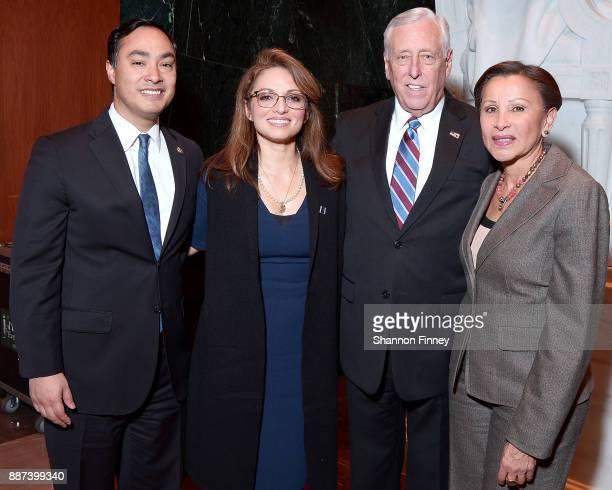 Congressional Hispanic Caucus Institute Board Chairman Representative Joaquin Castro Congressional Hispanic Caucus Institute President and CEO...