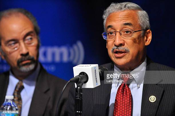 "Congressman Bobby Scott participates in ""An American Conversation - We Are All Americans"", on Race and Society with Joe Madison at SiriusXM Studio on..."