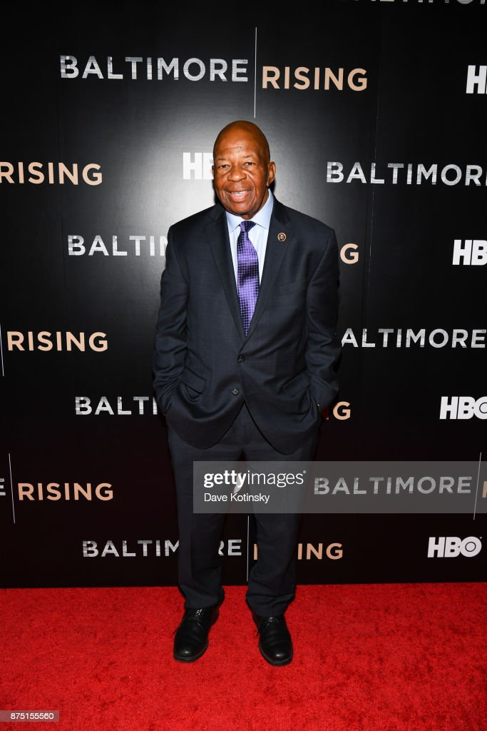 Red Carpet Premiere of HBO Documentary Baltimore Rising : News Photo
