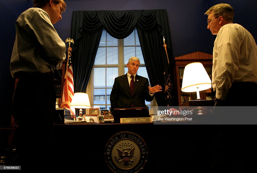 NA/PENCE LOCATION: WASHINGTON, DC DATE: 03/10/05 NEG:  CAPTION: : News Photo