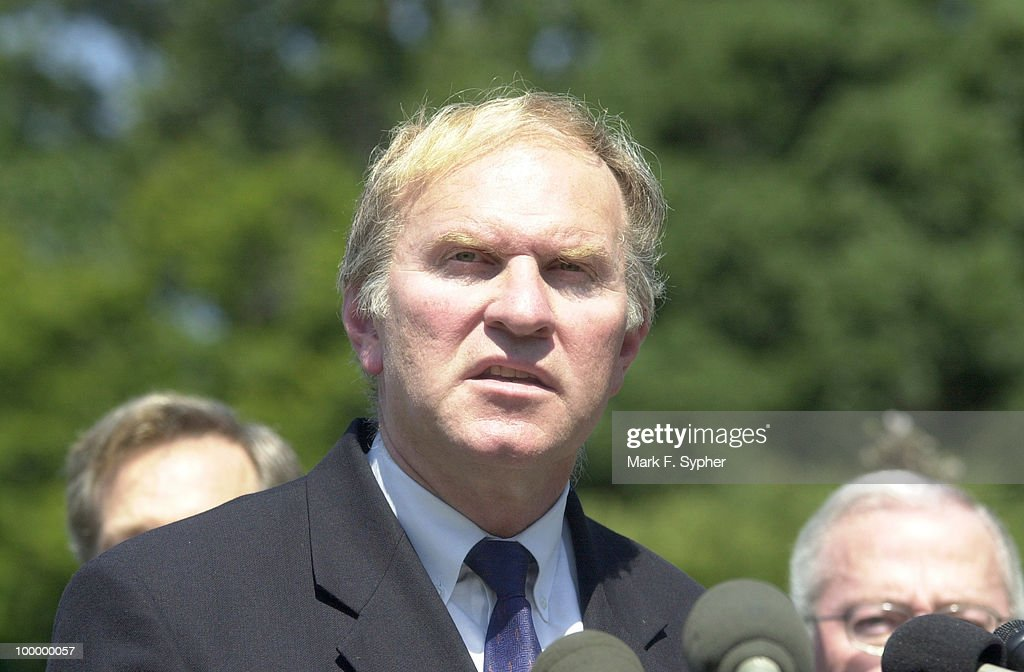 Congressman Steve Chabot (R-GA) addressed the press and public, urging on the President declare war, as they have, on the terrorist attackers responsible for the September 11, 2001 attack on America.
