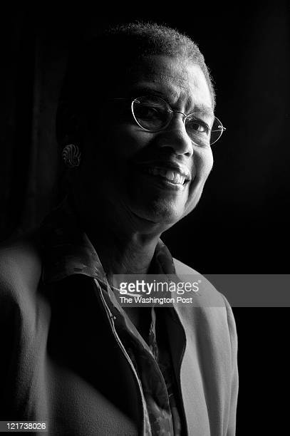 S Congresswoman Eleanor Holmes Norton is photographed in Washington DC on Friday August 19 2011 Says Norton It was a revolutionary transition because...