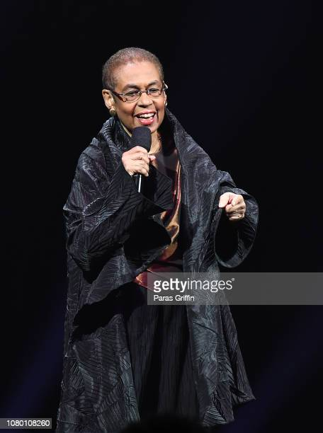 Congresswoman Eleanor Holmes Norton speaks onstage during 2018 Urban One Honors at The Anthem on December 9 2018 in Washington DC