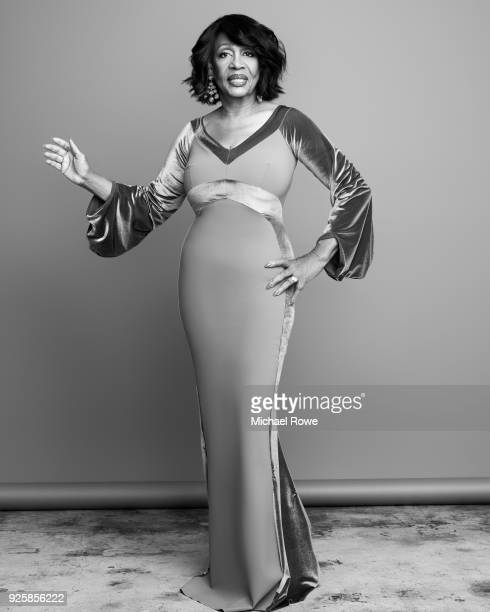 Congresswoman is photographed for Essence Magazine on October 16 2017 in Los Angeles California