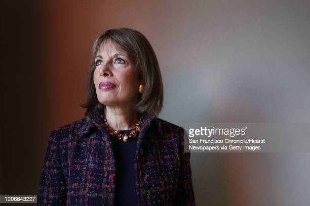 Congresswoman Jackie Speier poses for a portrait on Nov. 14, 2008 in San Francisco, Calif. Thirty years ago Speier was shot five times while leaving...