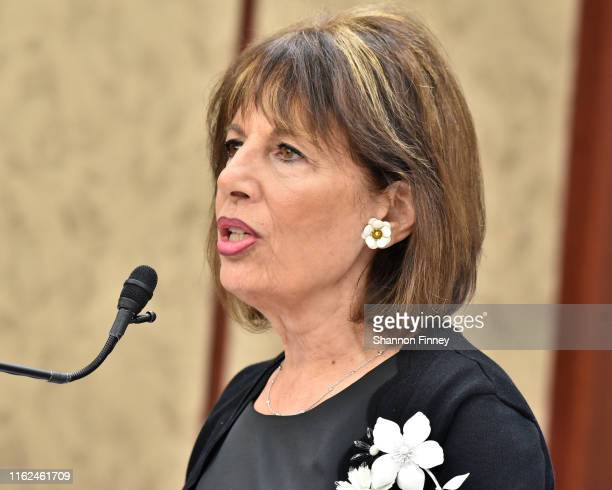 Congresswoman Jackie Speier speaks at A Conversation with US Lawmakers about Religious Persecution hosted by the Ahmadiyya Muslim Congressional...