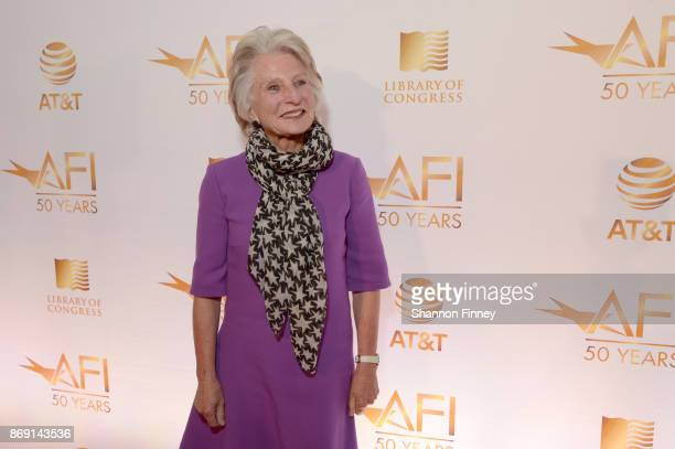 Congresswoman Jane Harman attends the AFI 50th Anniversary Gala at The Library of Congress on November 1 2017 in Washington DC