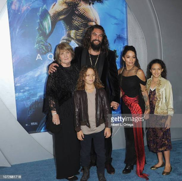 Jason Momoa Commercial: Lola Iolani Momoa Stock Photos And Pictures
