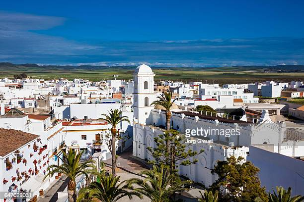 conil de la frontera - andalucia stock pictures, royalty-free photos & images