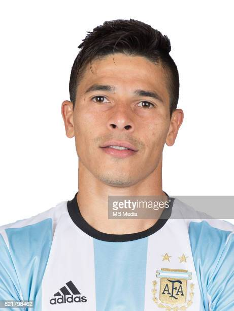 Conmebol World Cup Fifa Russia 2018 Qualifier / 'nArgentina National Team Preview Set 'nFacundo Roncaglia