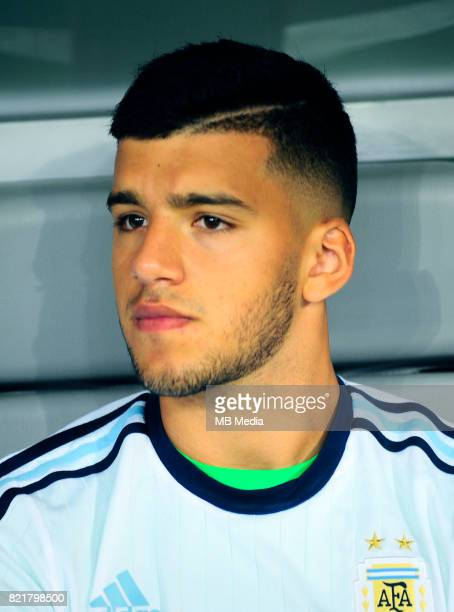 Conmebol World Cup Fifa Russia 2018 Qualifier / 'nArgentina National Team Preview Set 'nGeronimo Rulli