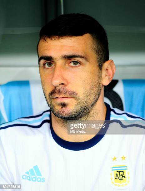 Conmebol World Cup Fifa Russia 2018 Qualifier / 'nArgentina National Team Preview Set 'nLucas David Pratto