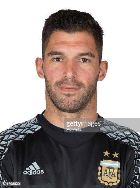 Conmebol World Cup Fifa Russia 2018 Qualifier / 'nArgentina National Team Preview Set 'nMariano Andujar