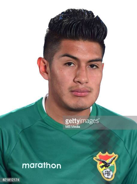 Conmebol World Cup Fifa Russia 2018 Qualifier / nBolivia National Team Preview Set nErwin Mario Saavedra Flores