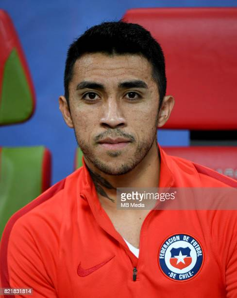 Conmebol World Cup Fifa Russia 2018 Qualifier / 'nChile National Team Preview Set 'nEdson Puch