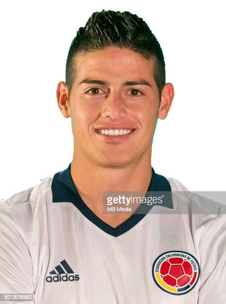 Conmebol World Cup Fifa Russia 2018 Qualifier / nColombia National Team Preview Set nJames Rodriguez