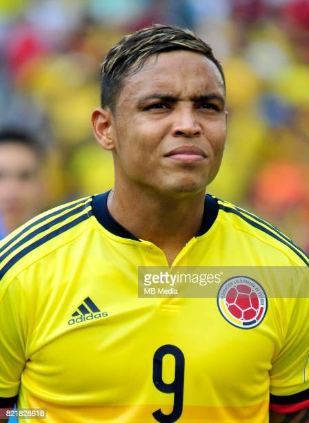 Conmebol World Cup Fifa Russia 2018 Qualifier / 'nColombia National Team Preview Set 'nLuis Fernando Muriel Fruto