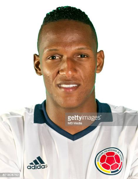 Conmebol World Cup Fifa Russia 2018 Qualifier / 'nColombia National Team Preview Set 'nYerry Mina